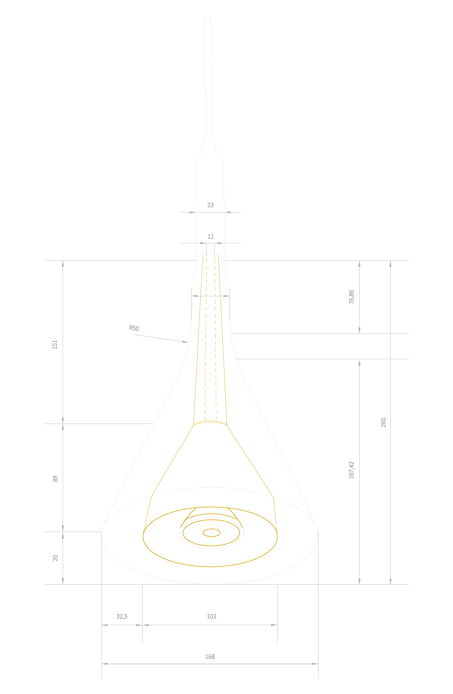 Lamp blueprint